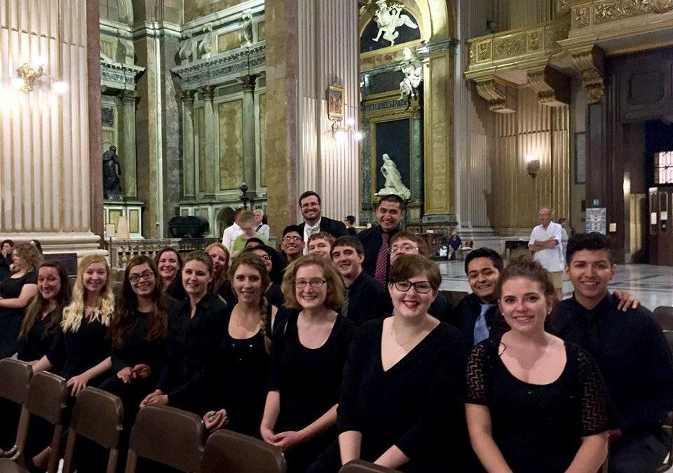 CCC's Choir in Italy – 2017