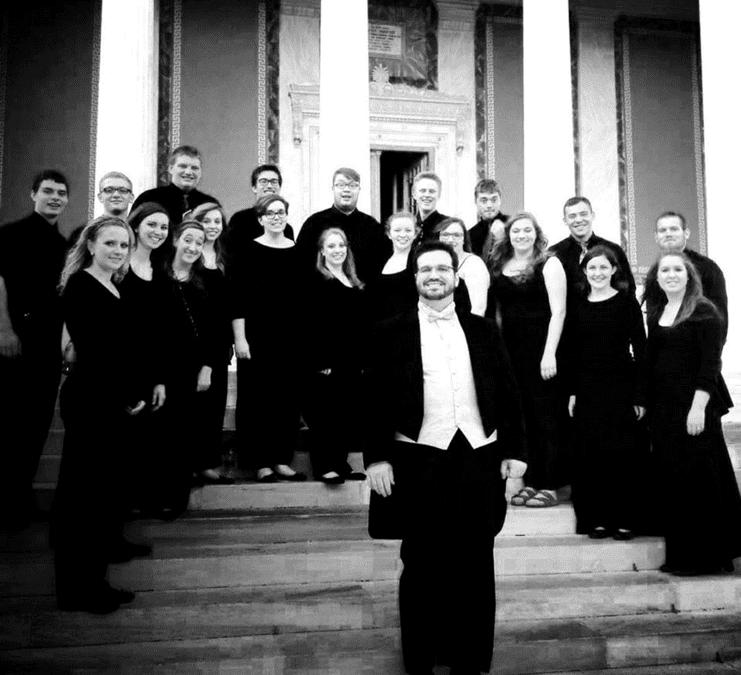 CCC's Choir in Greece – 2015