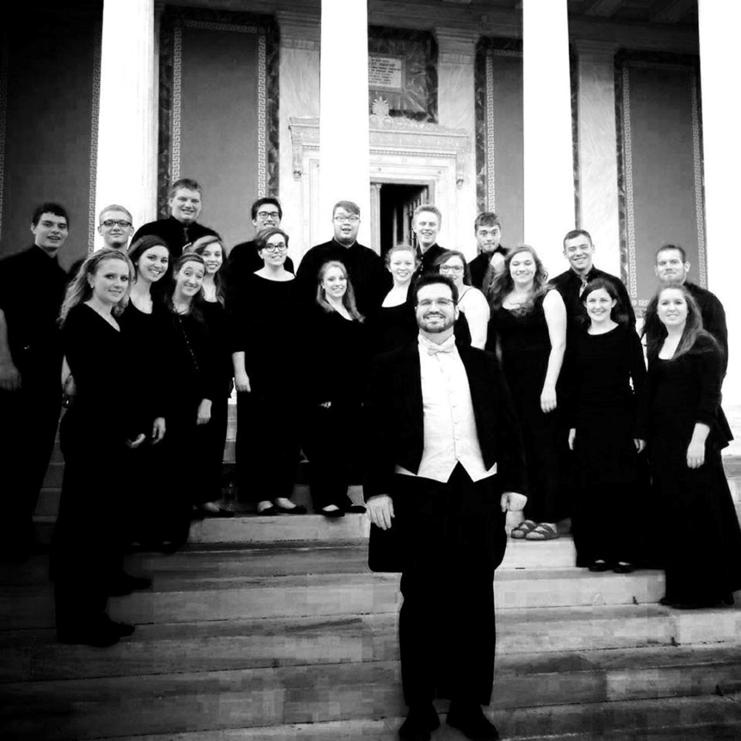 2015 Choir to Greece