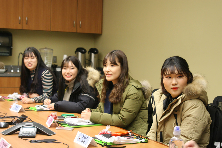 South Korean Students – 2016