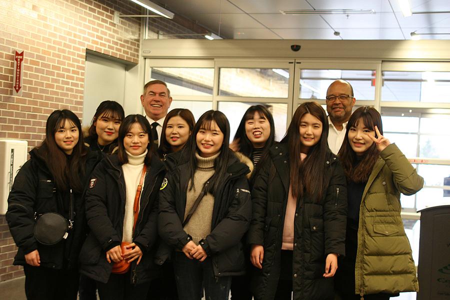 South Korean Student Visitors – 2016