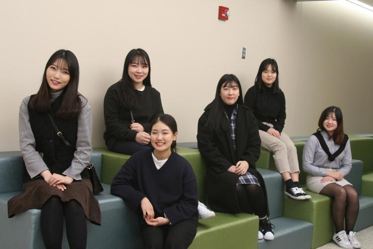 South Korean Visitors - 2017
