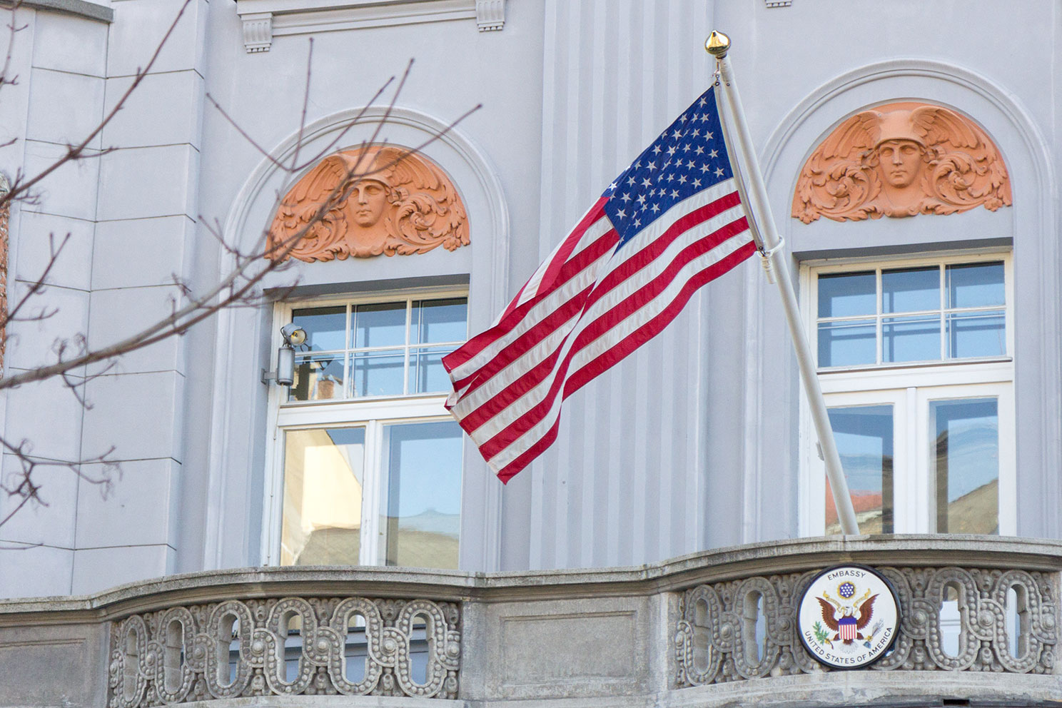 Is there a US Embassy in every country in the world?