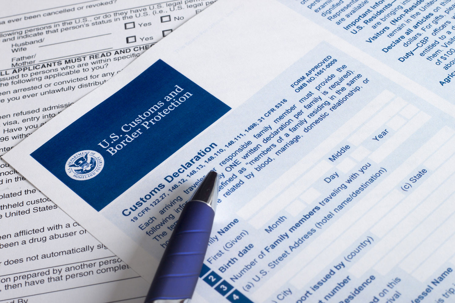 Customs and Border protection, what is a customs duty?