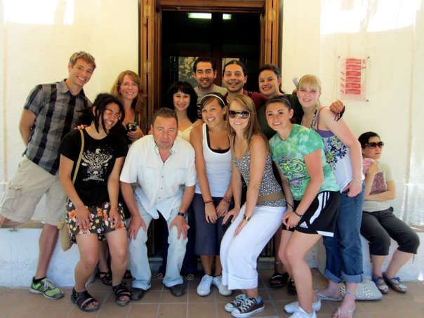 WNCC Students in Spain and Peru
